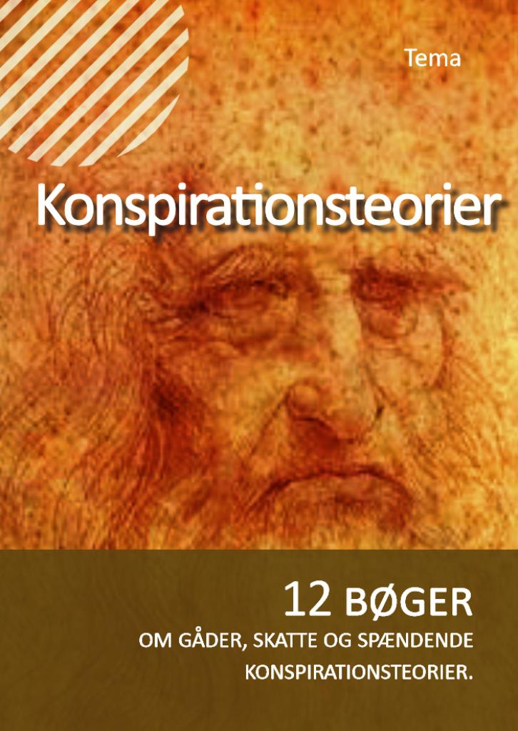 12 bøger om konspirationsteorier