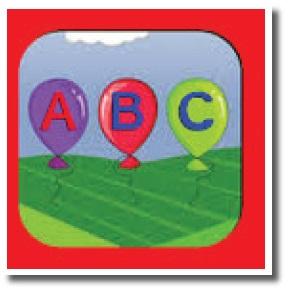 ABC balloner