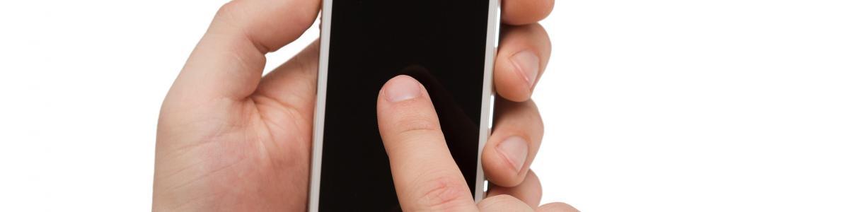 Problemer med fornyelse via smartphone