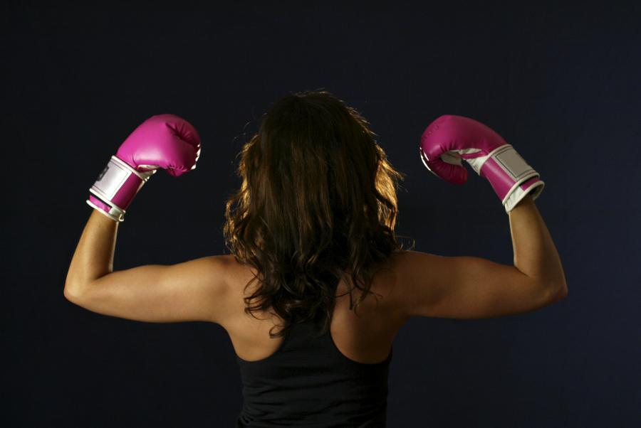 Stærk kvinde